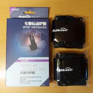 運動護腕 Sport Wristbands (一對)