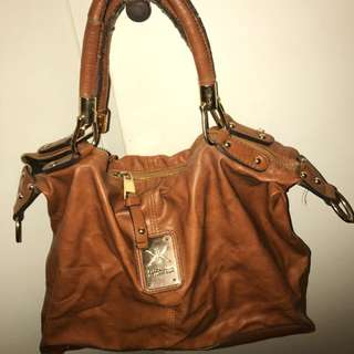 Brown Kardashian Kollection Bag