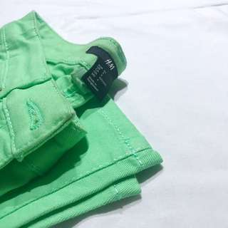 H&M Green Trousers