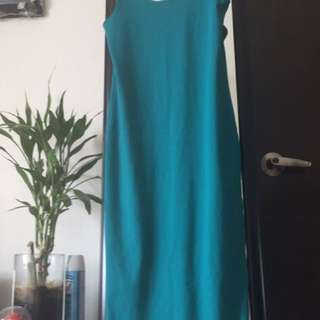 Forever21 Maxi Dress Small-meduim Size