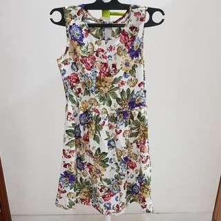 Ramune Flora Dress