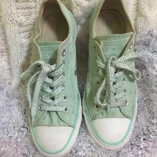 Original Mint Green Converse