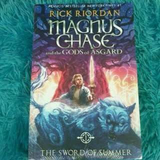 Magnus Chase And The Gods Official Asgard #1 - Rick Riordan