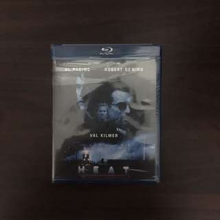 Blu-Ray HEAT (1995)