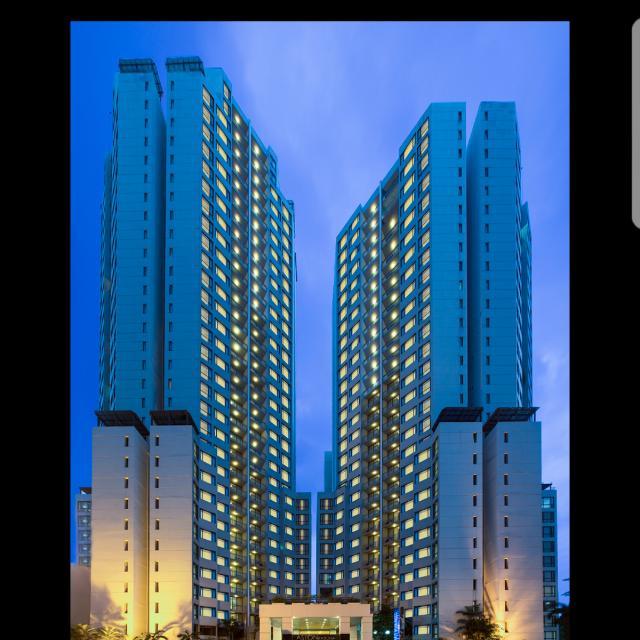 1 Unit Apartemen Type 2 BR..@Aston Rasuna Hotel