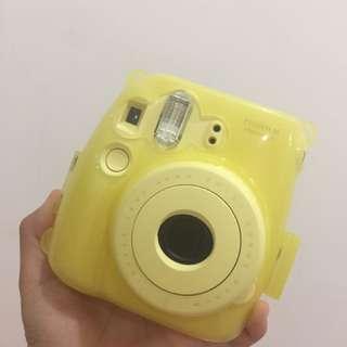 富士instax Mini 8 / 黃色