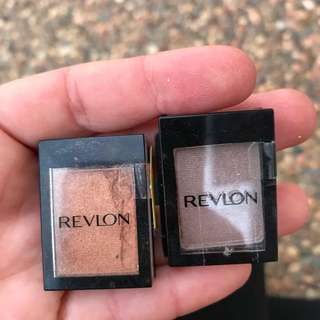 New Revlon Individual Eyeshadows
