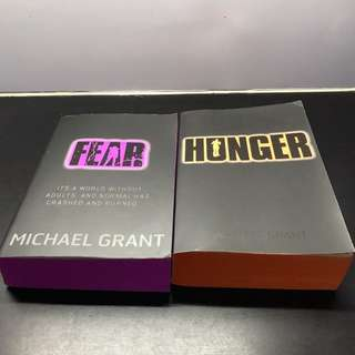 GONE Series By Michael Grant 📖📖