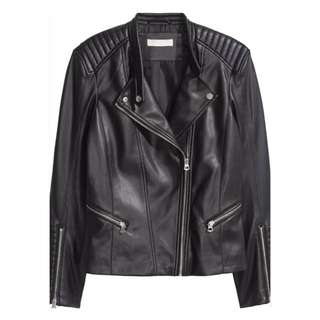 LOOKING FOR   Black Leather Jacket