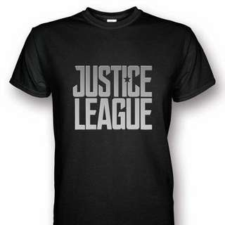 PO JUSTICE LEAGUE TSHIRT
