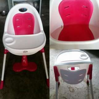 Ashbee High Chair