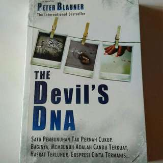 The Devils's DNA By Peter Blauner