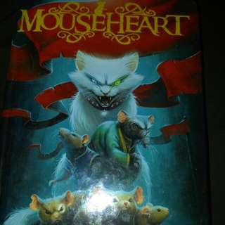 Mouse Heart By Lisa Fiedler