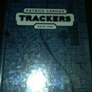 Trackers Book One By Patrick Carmen