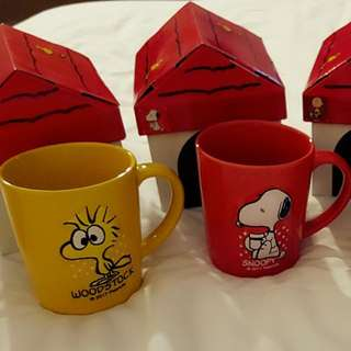 Snoopy & Friends Cup