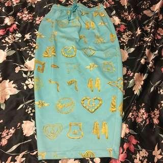 Joyrich Maxi Skirt (Size XS)