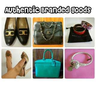AUTHENTIC BRANDED GOODS