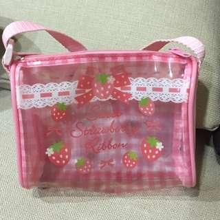 mother garden 草莓包
