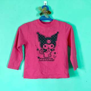 Sanrio Pink Sweatshirt