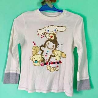 Sanrio White Sweatshirt