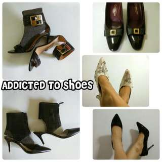 ADDICTED TO SHOES