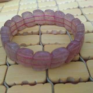 草莓晶手排