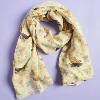 Exclusive Loot For Her : Beauty and the Beast 3-in-1 Scarf