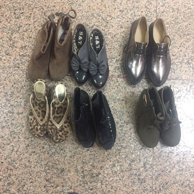 鞋子大出清👀👠👞👟👡