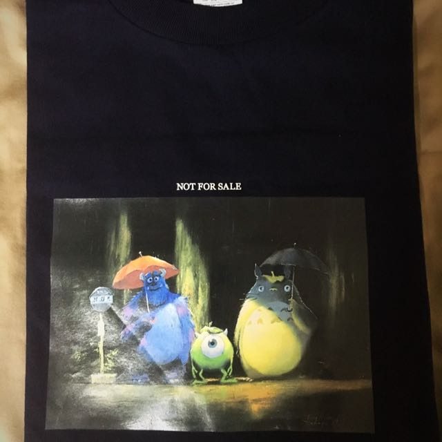 吉卜力 皮克斯 聯名T T-shirt