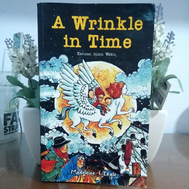 A Wrinkle In Time - Madeline L'Engle
