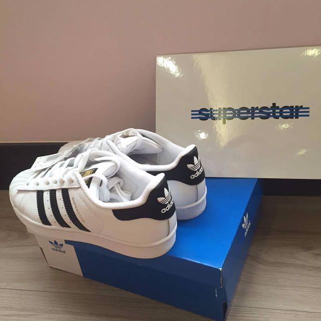 Adidas Superstar 金標 正品