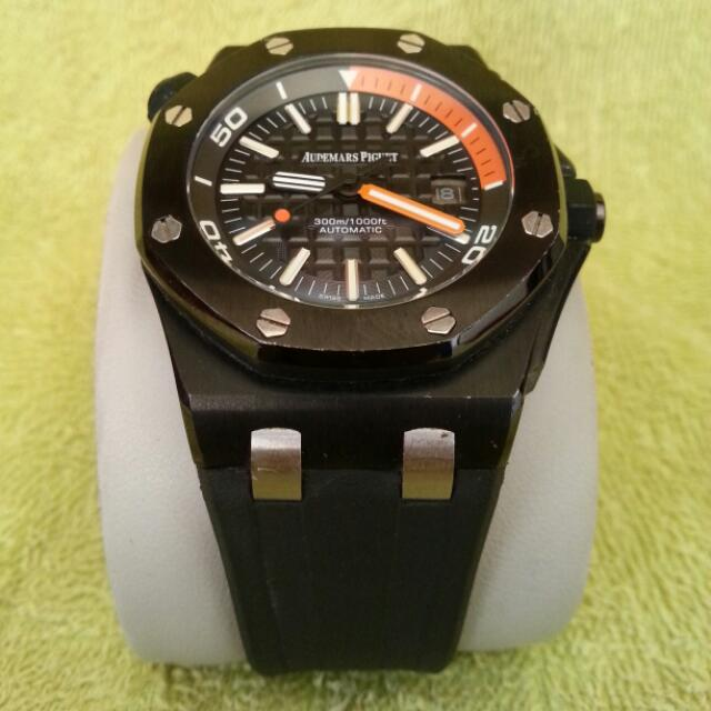 AP DIVER Automatic ETA Movement