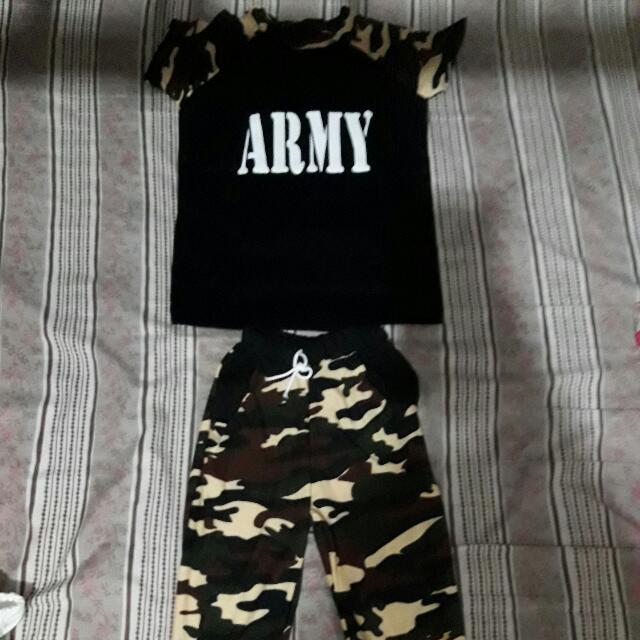 Army Terno