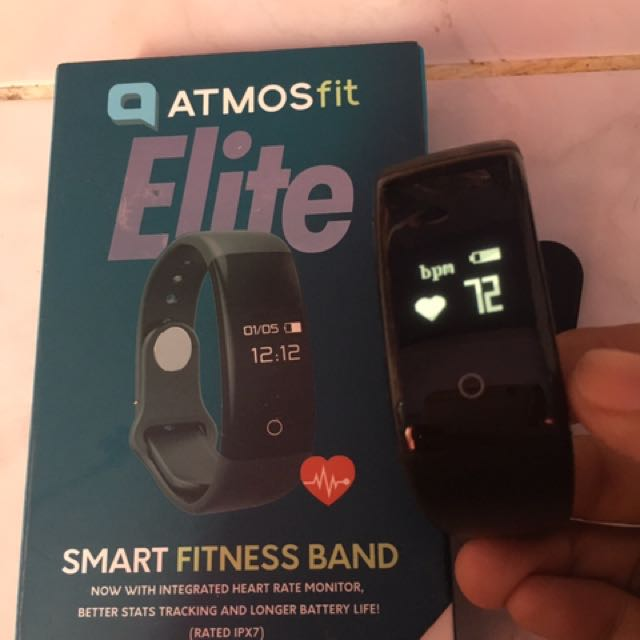 ATMOS FIT ELITE one month used