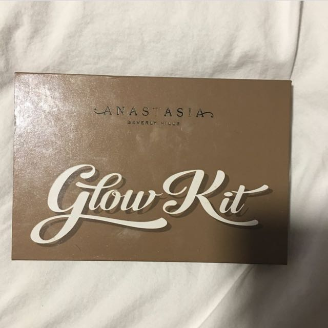 Authentic Anastasia Ultimate Glow Kit