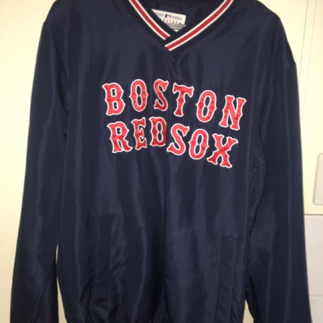 Authentic Boston Red Sox Bomber