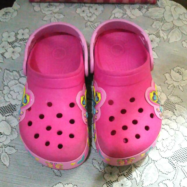 Authentic CROCS girls