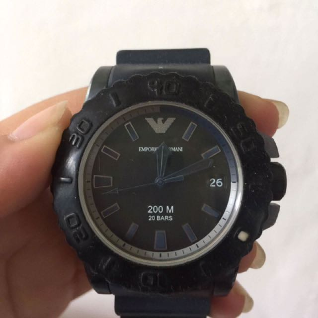 Authentic Emporio Armani