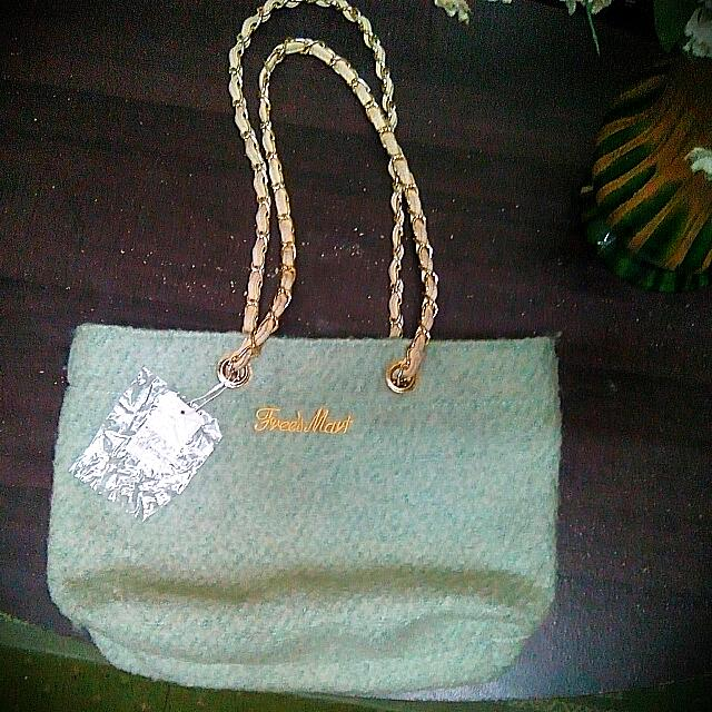 Authentic Free's Mart Bag (FREE DELIVERY METRO MANILA AREA)