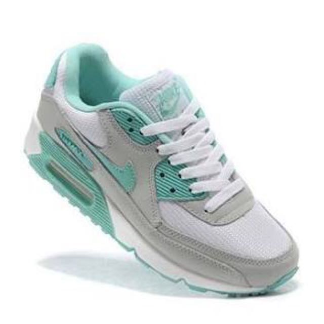 air max mint grey