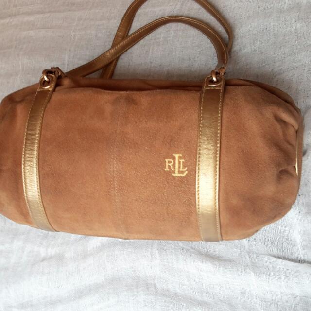 Authentic Ralph Lauren Handbag