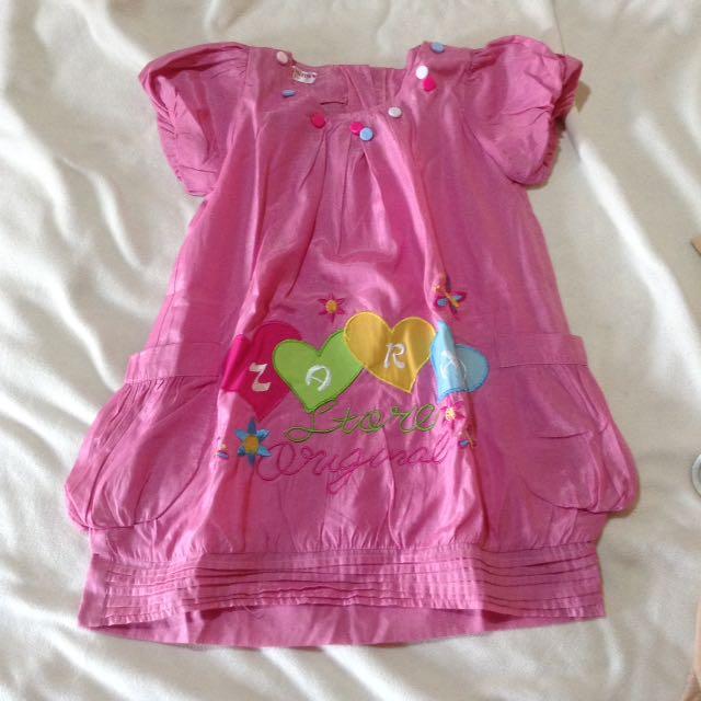 baju balon anak