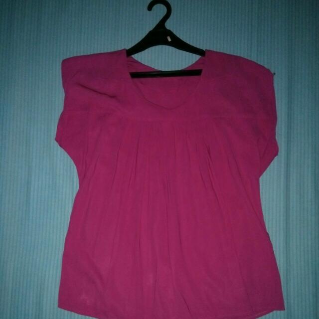 Baju atasan fit to XL