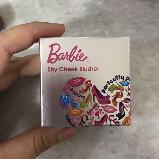 Barbie Blush On