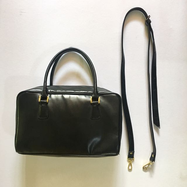 Black Handbag Shoulder Bag