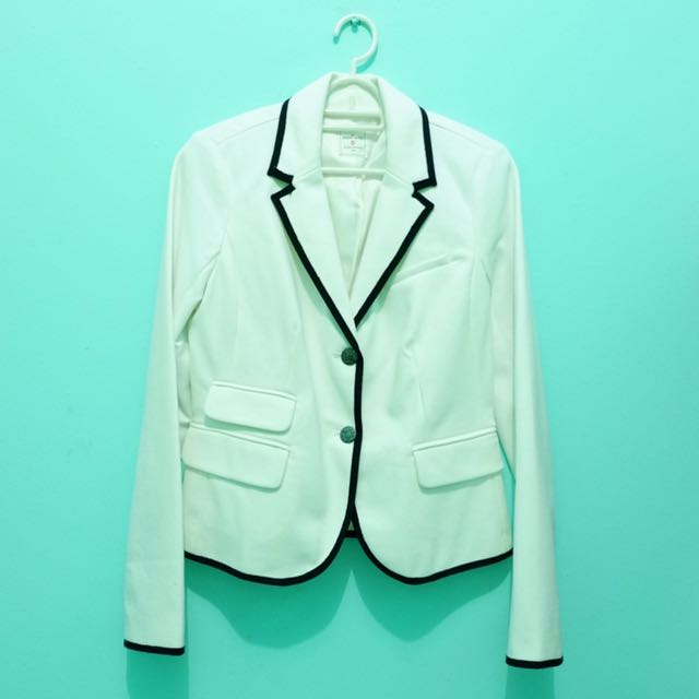 BLAZER GAP WHITE