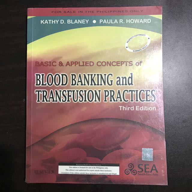 Blood Banking & Transfusion Practices
