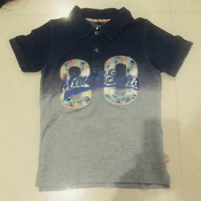 BNWOT MAUI & SONS POLO SHIRT (9T)