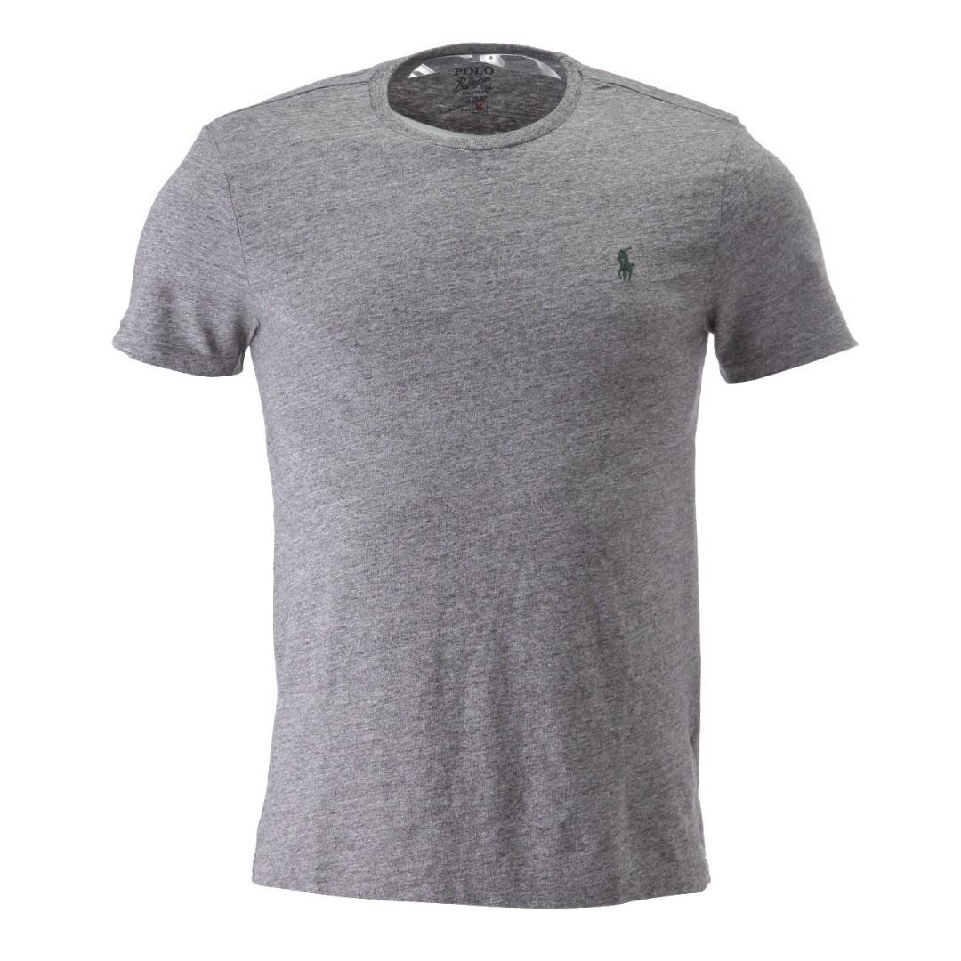BNWT Genuine Ralph Lauren Polo Crew Neck Tshirts sizes xs to xxl