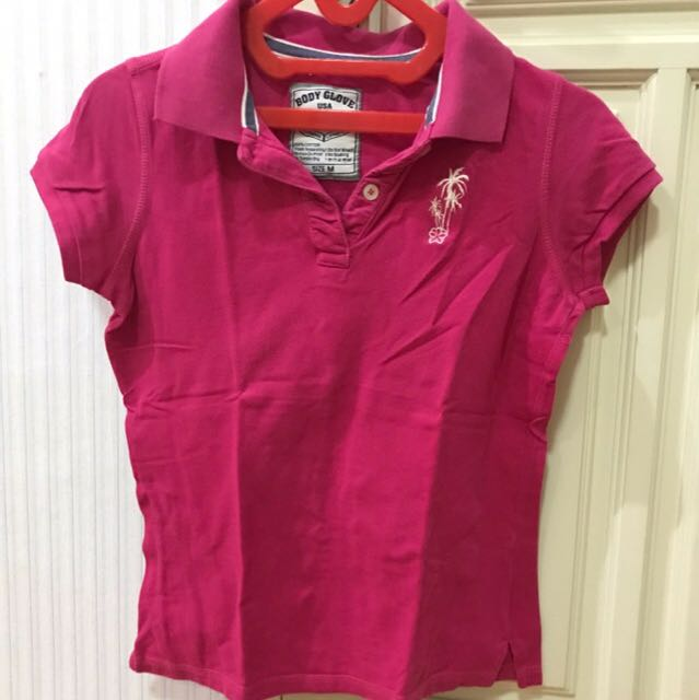 Body Glove Polo Shirt